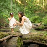 Lea + Aurora | Mother & Daughter Session in Palatine Forest