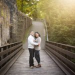 Sweetheart Session | Falkenstein Castle Ruins