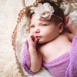 Madison | Newborn In-Studio