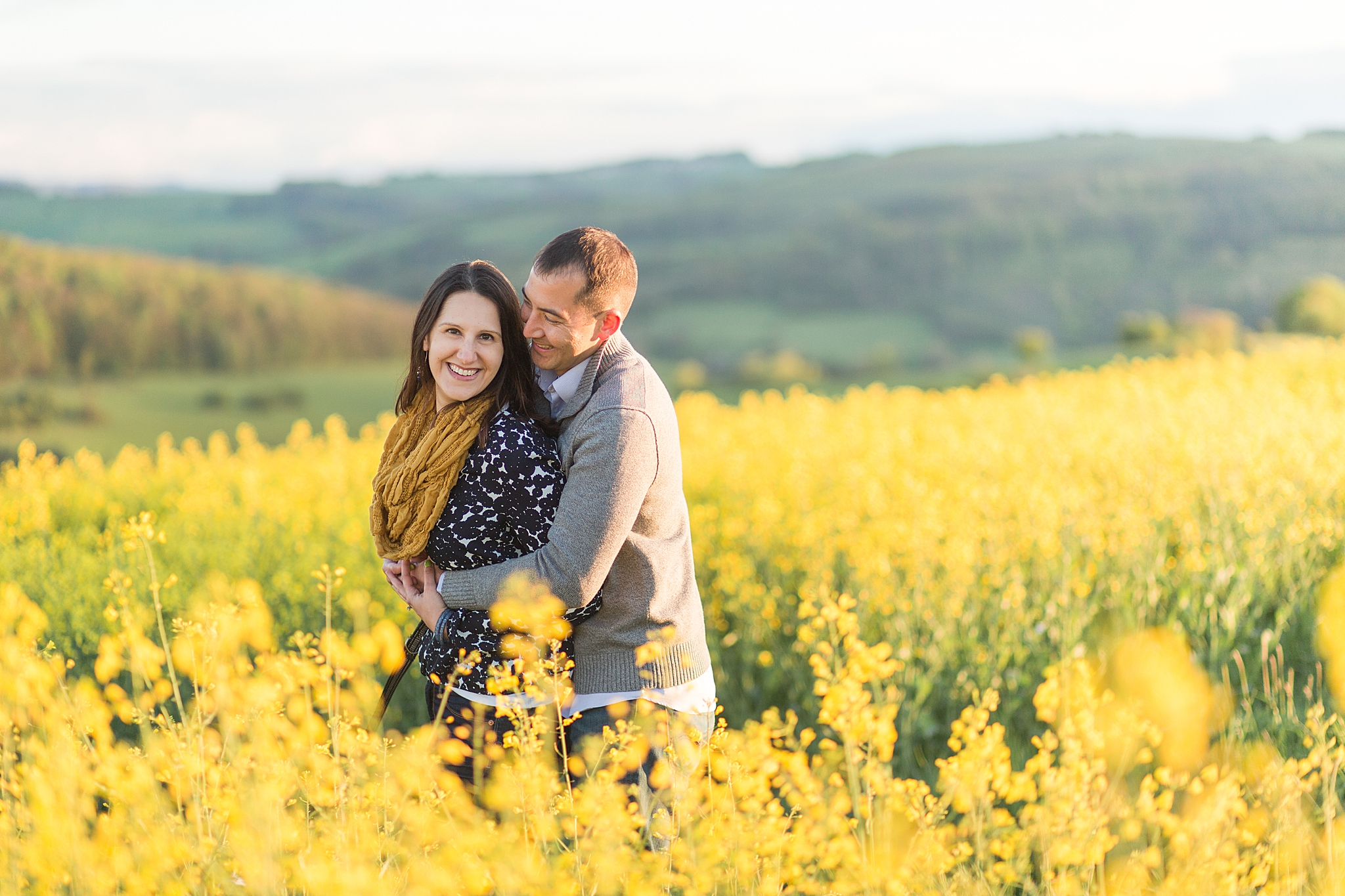 couples photography in germany in spring