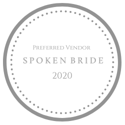 BADGE Spoken Bride Preferred Vendor Badge 2020
