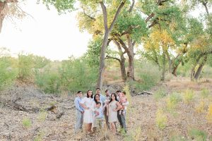 albuquerque family session