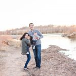 Sam & Matt | Family Session by the Rio Grande